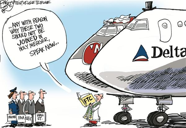 merger airline